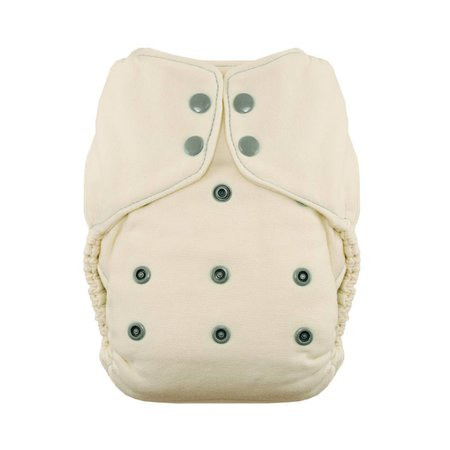 Thirsties Thirsties Natural Fitted Diaper