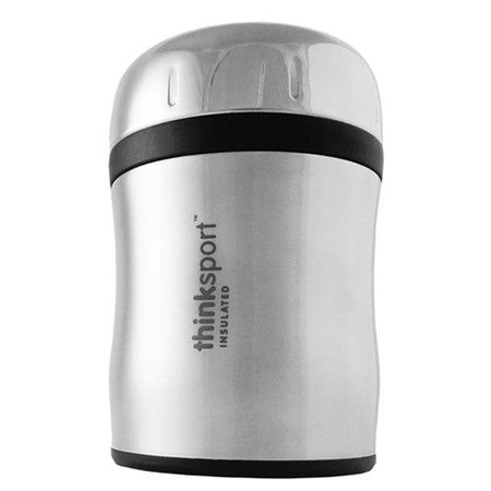 ThinkBaby ThinkSport Insulated GO4TH  Silver 12oz