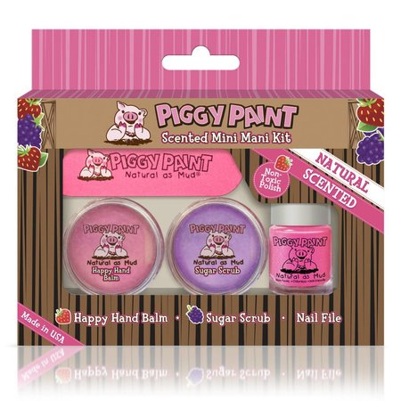 Piggy Paint Piggy Paint Mini Mani Kit
