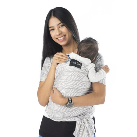Milk Snob Stretchy Wrap Carrier by Milk Snob