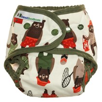 Best Bottom Cotton Diaper Cover (Snap)