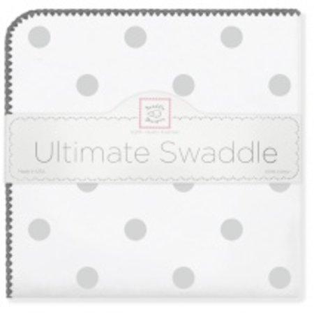 Swaddle Designs Ultimate Swaddle Blanket Big Dots