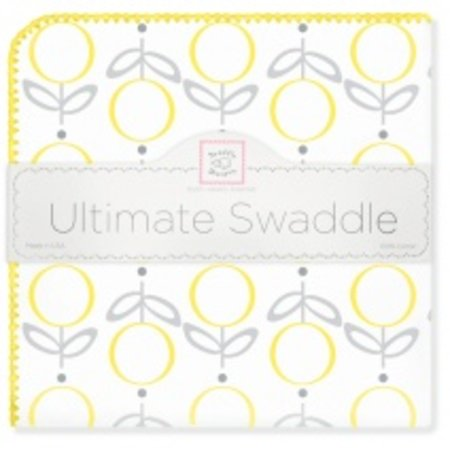 Swaddle Designs Ultimate Swaddle Blanket Lolli Fleur