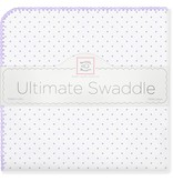 Swaddle Designs Ultimate Swaddle Blanket Polka Dots