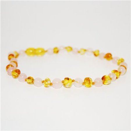 The Amber Monkey Gemstones & Amber Bracelet and Necklace by The Amber Monkey