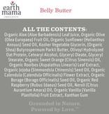 Earth Mama Organics Belly Butter