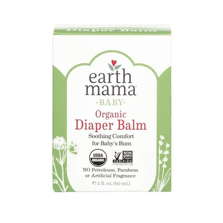 Earth Mama Organics Organic Diaper Balm by Earth Mama Organics
