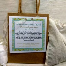 New Mom Herbal Bath