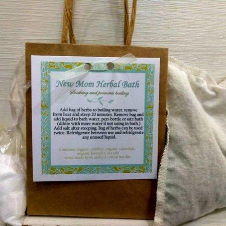 Shelie Ross New Mom Herbal Bath by Shelie Ross