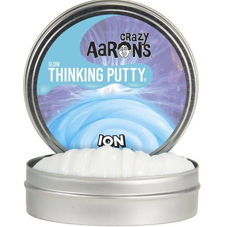 Crazy Aaron Crazy Aaron's Glow-In-The-Dark Thinking Putty