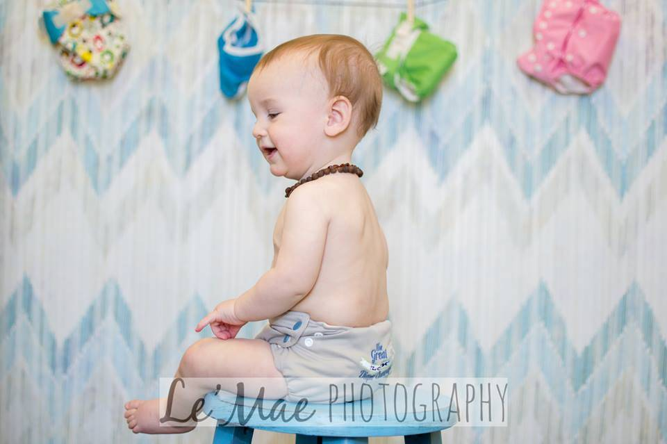 7 Reason to Arrive Early: The Great Cloth Diaper Change
