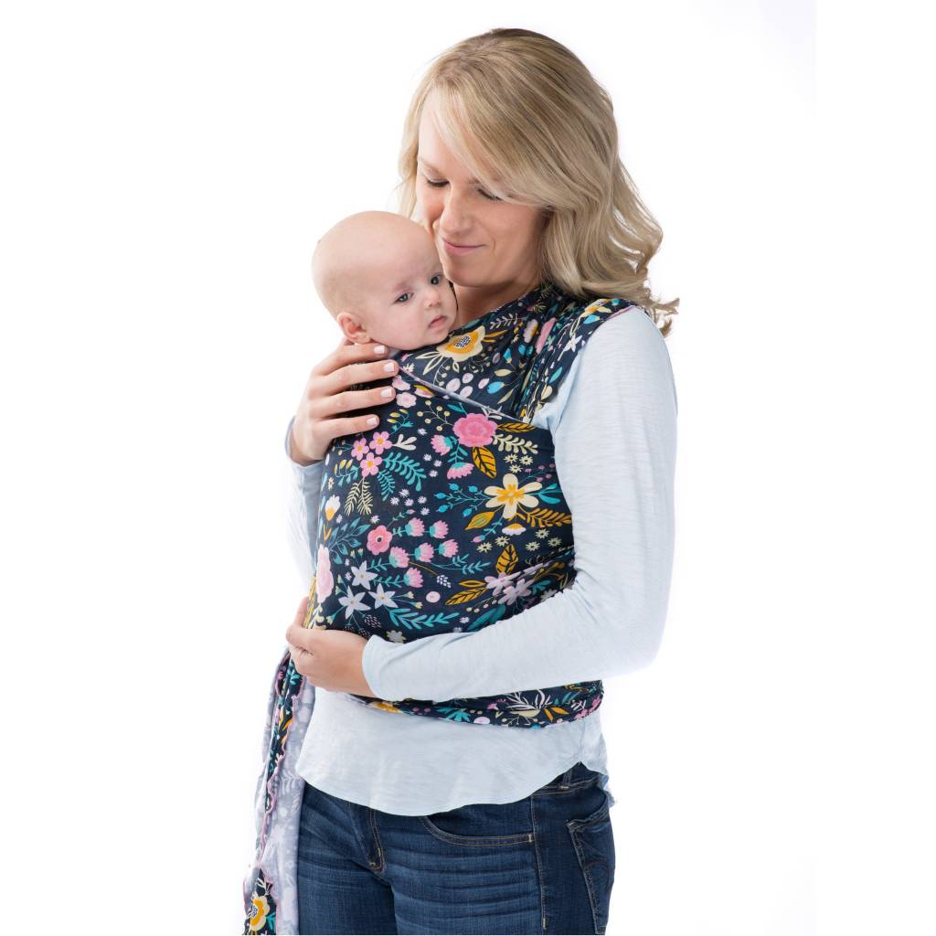 Stretchy Wrap Carrier Milk Snob Mother Earth Mother Earth