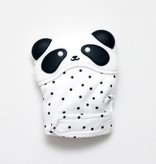 Getting Sew Crafty Teething Mitten- Panda