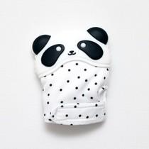 Teething Mitten- Panda