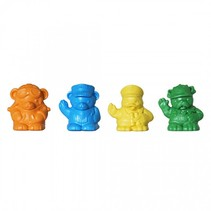 Green Toys Character 4-pk