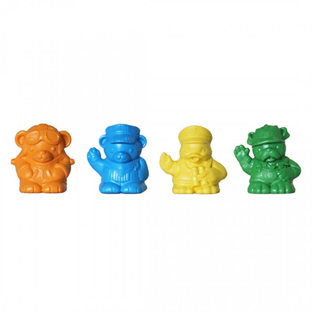 Character 4-pk | Green Toys | Mother & Earth