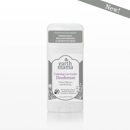 Earth Mama Organics Calming Lavender Deodorant by Earth Mama Organics