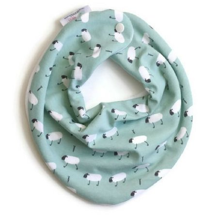 Dolly Lana Designs Organic Cotton Bandana Bib