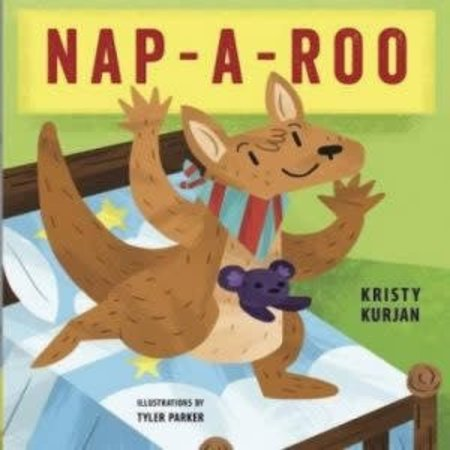 KPO Creative Nap-a-Roo Board Book