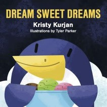 Dream Sweet Dreams Board Book