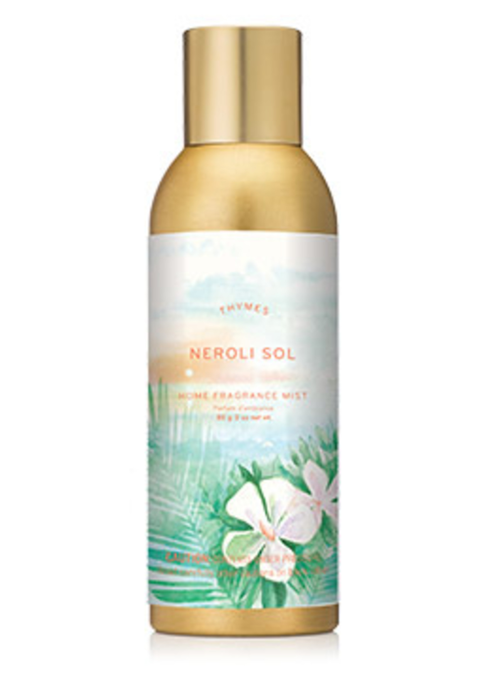 Thymes Neroli Sol Home Fragrance Mist