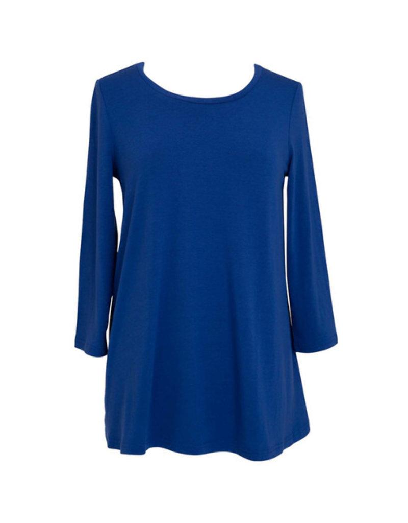 Essential Tunic - Monaco Blue -XS