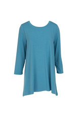 Essential Tunic -Dusky Blue LG/XL