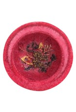 Habersham Candle Co Cranberry Spice Wax Pottery Personal