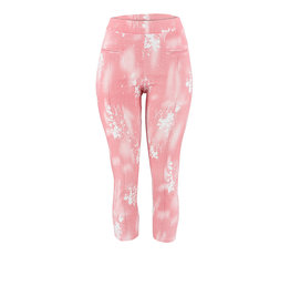 Ravel Rose Washed Pants Capris X-Large