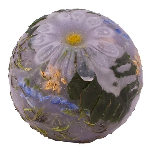 Habersham Candle Co Lavender Chamomile Wax Pottery Sphere