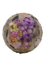 Habersham Candle Co Lilac Blossom Wax Pottery Sphere