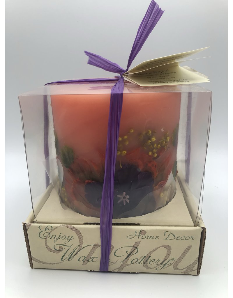 Habersham Candle Co Luminary Island Coral