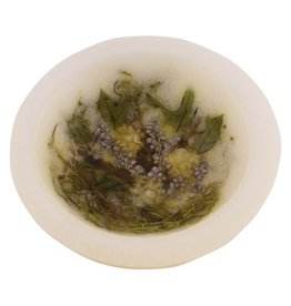 Habersham Candle Co Sparkling Herbs Deoessence Wax Pottery