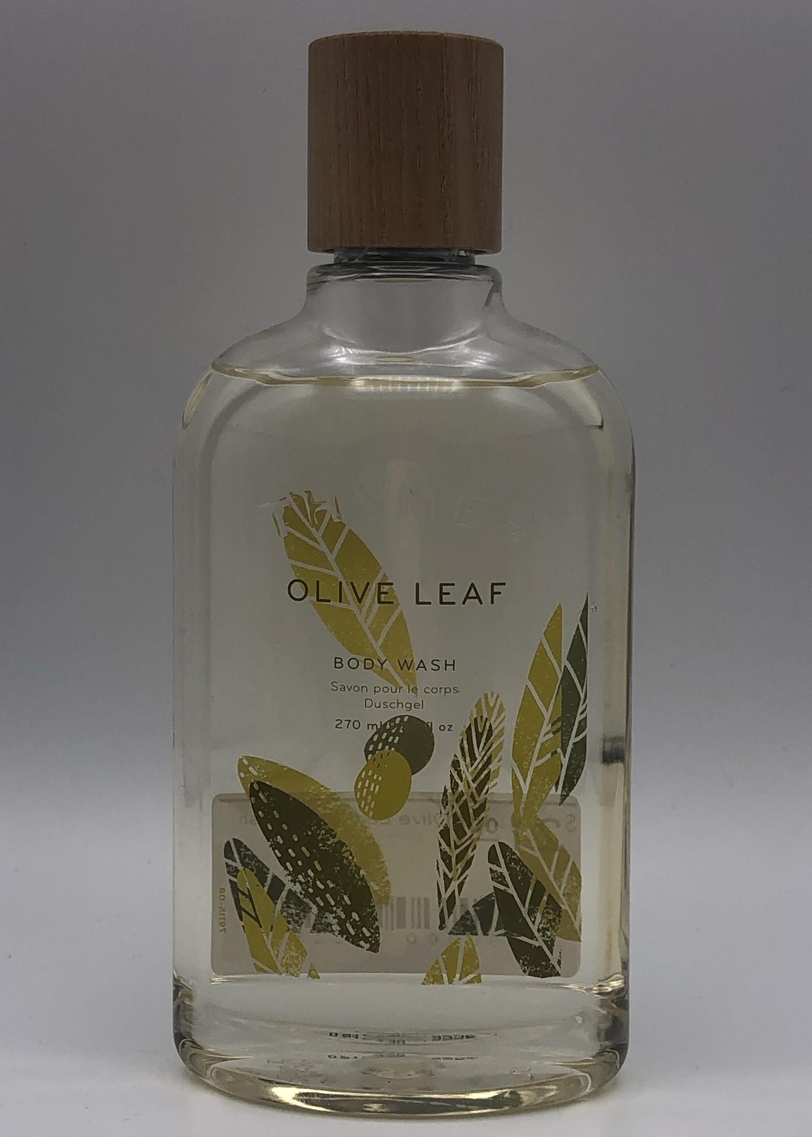 Thymes Olive Leaf Body Wash