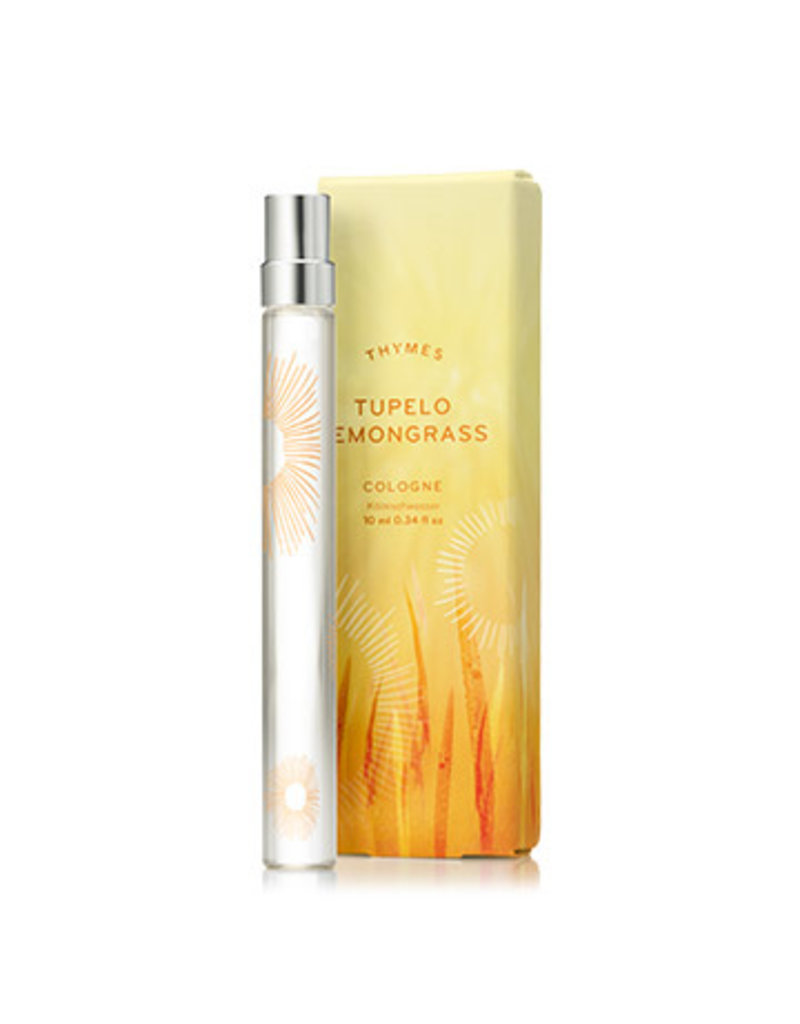 Thymes Tupelo Lemongrass Cologne Spray Pen