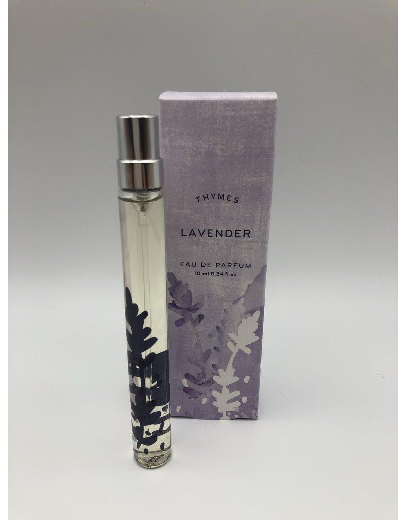 Thymes Lavender Eau de Parfum Spray Pen