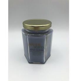 Myxn Scents Hand Poured Candle Lemon Lavender