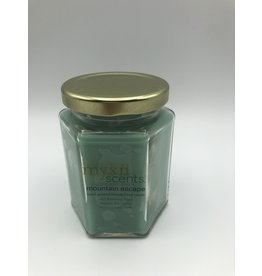 Just Makes Scents Hand Poured Candle Mountain Escape