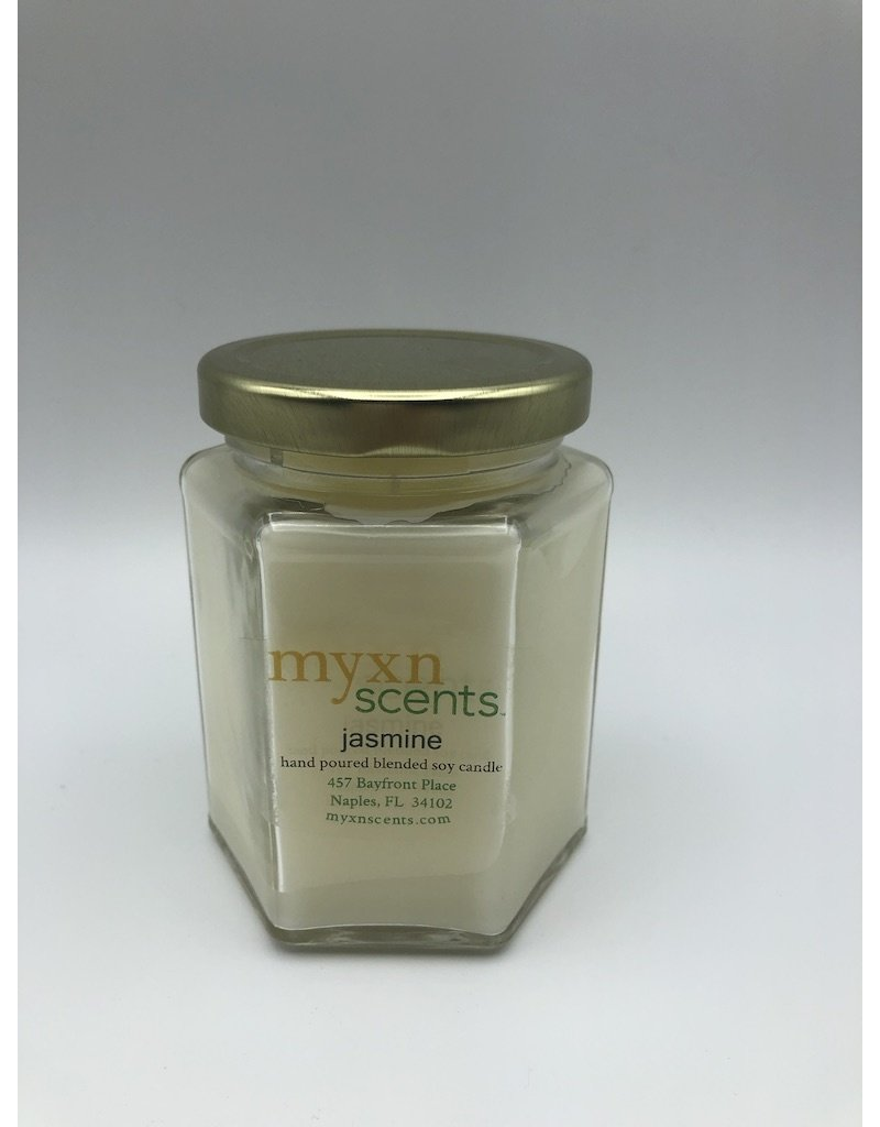 Just Makes Scents Hand Poured Candle Jasmine