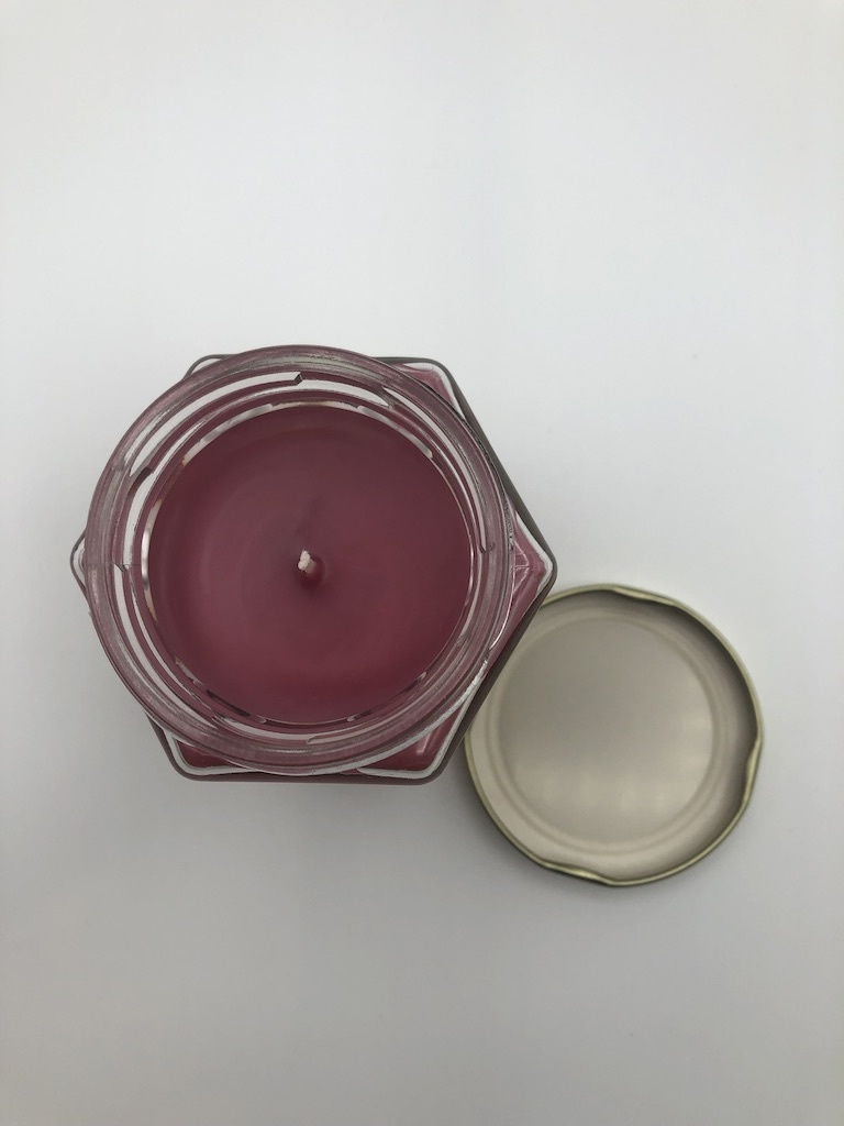 Just Makes Scents Hand Poured Candle Dragon's Blood