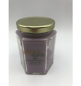 Myxn Scents Hand Poured Candle Lilac