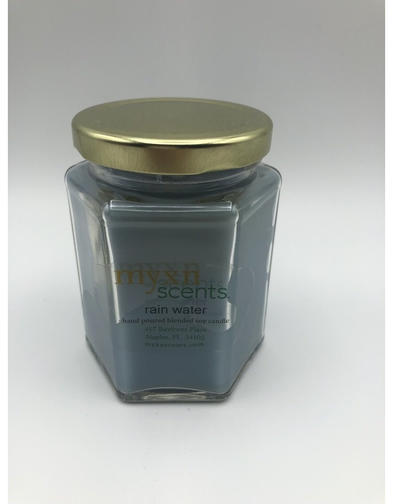 Just Makes Scents Hand Poured Candle Rain Water