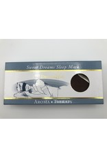 Sleep Mask Chocolate