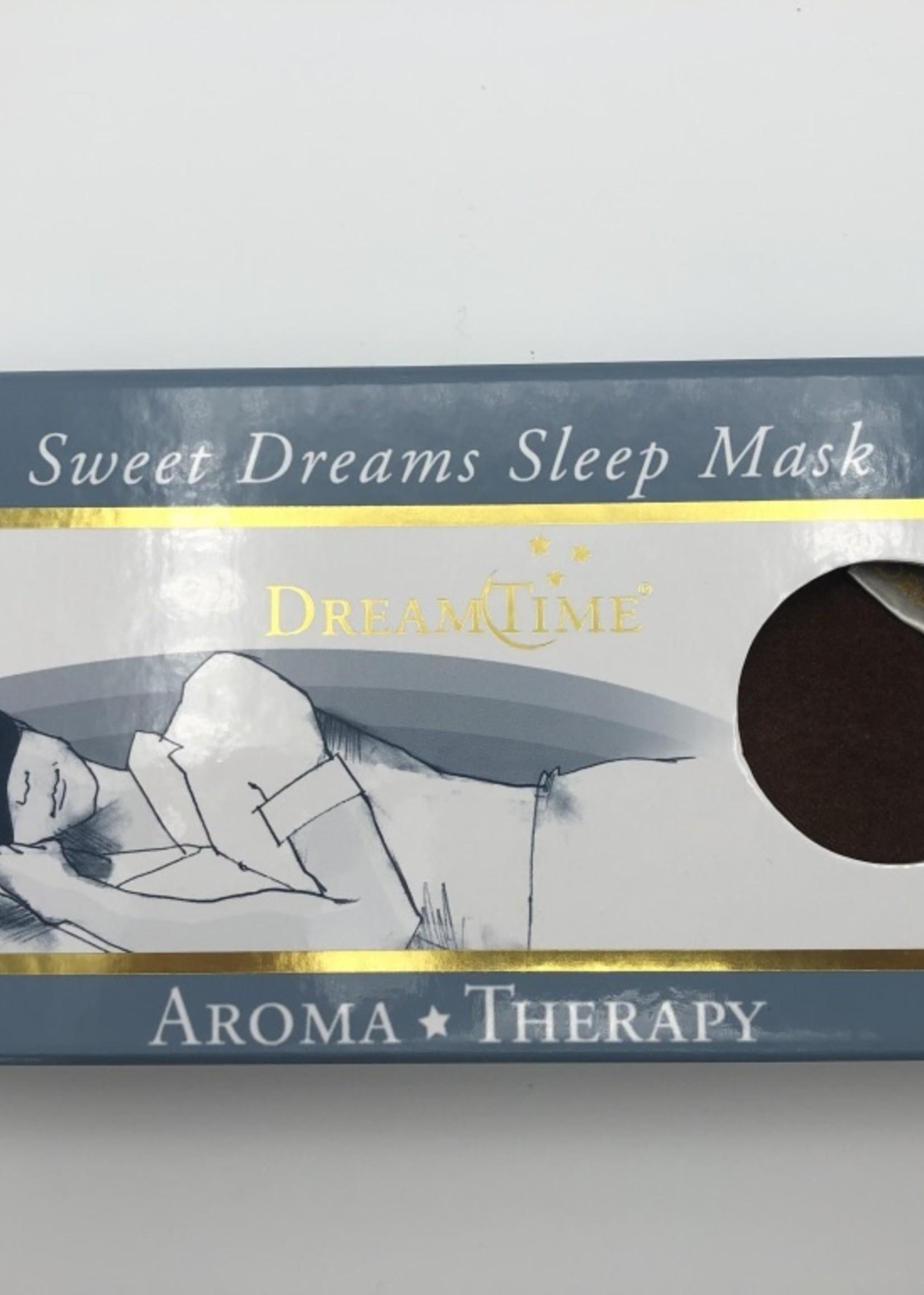 Sleep Mask Chocolate