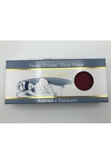 Sleep Mask Cranberry