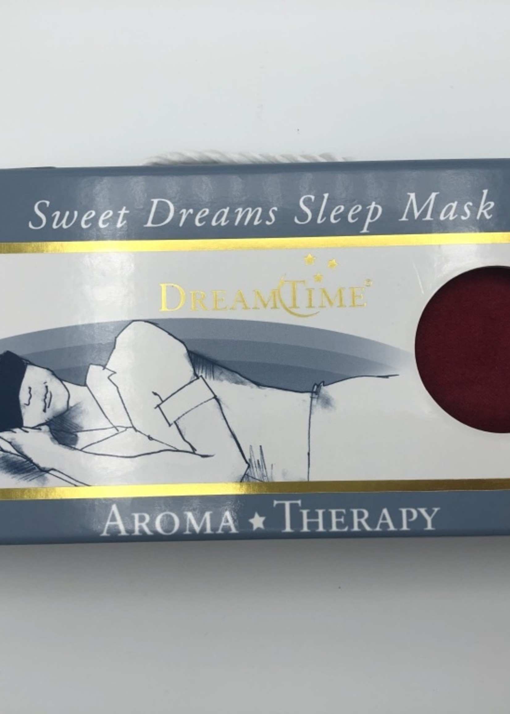 Sleep Mask Cranberry