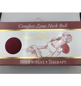 Neck Roll Cranberry