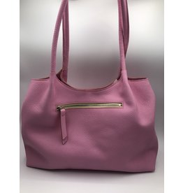 BogaBag Light Pink Shoulder Tote Bag