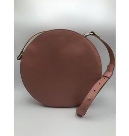 BogaBag Pink  Circle Crossbody Bag