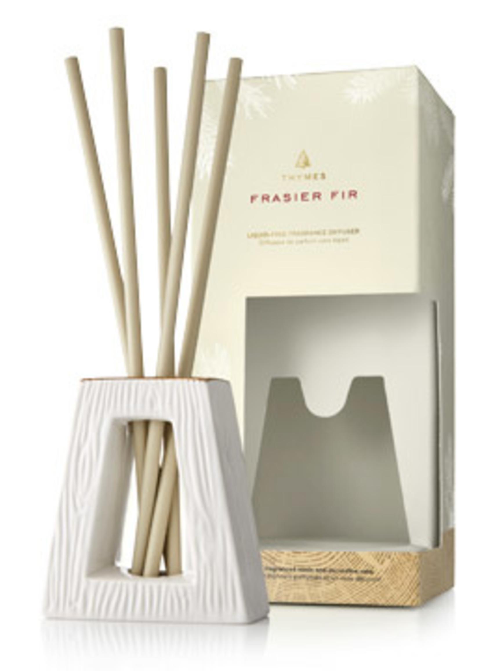 Thymes Frasier Fir Gilded Liquid-free Fragrance Diffuser